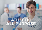 Women's Athletic All Purpose Banner