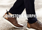 Men's Johston and Murphy Banner